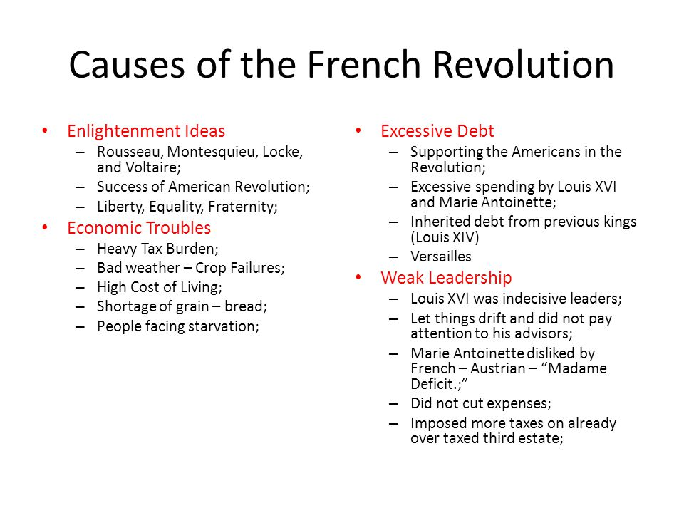 french revolution success or failure essay What was the cause and result of the french revolution of 1830 upon his accession to the throne, the new french king charles x instituted a series of increasingly repressive policies in the 1820s compensating nobles who had lost property during the french revolution, passing strict laws defending the church, dissolving the legislature, and.