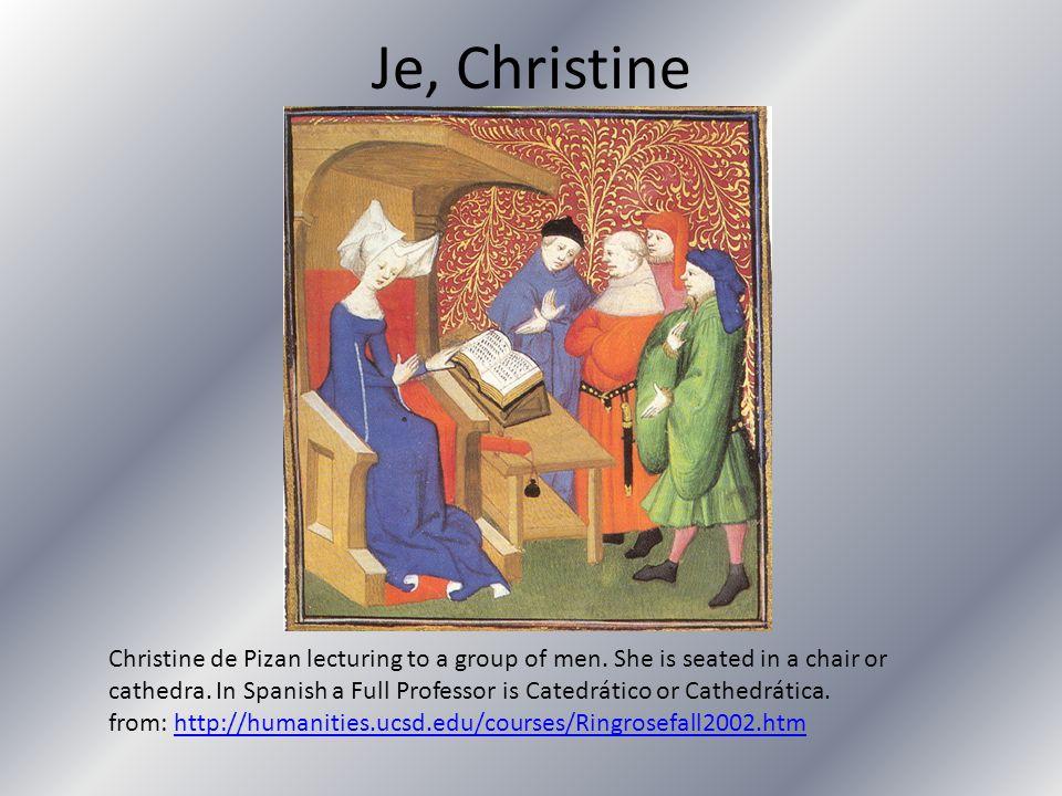 Je, Christine