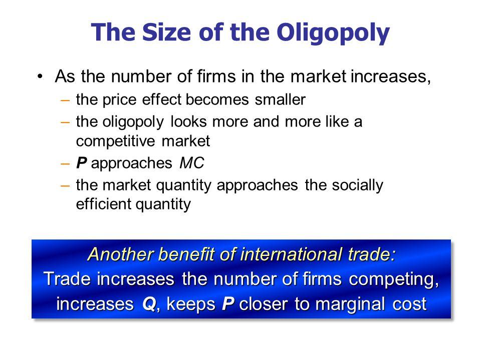 Oligopoly Pricing Strategy