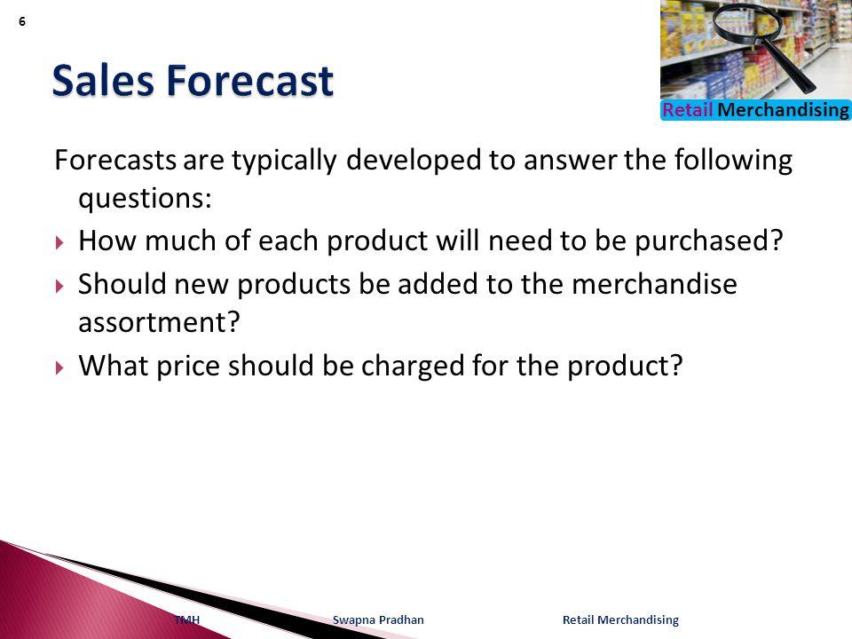 TMH Swapna Pradhan Retail Merchandising