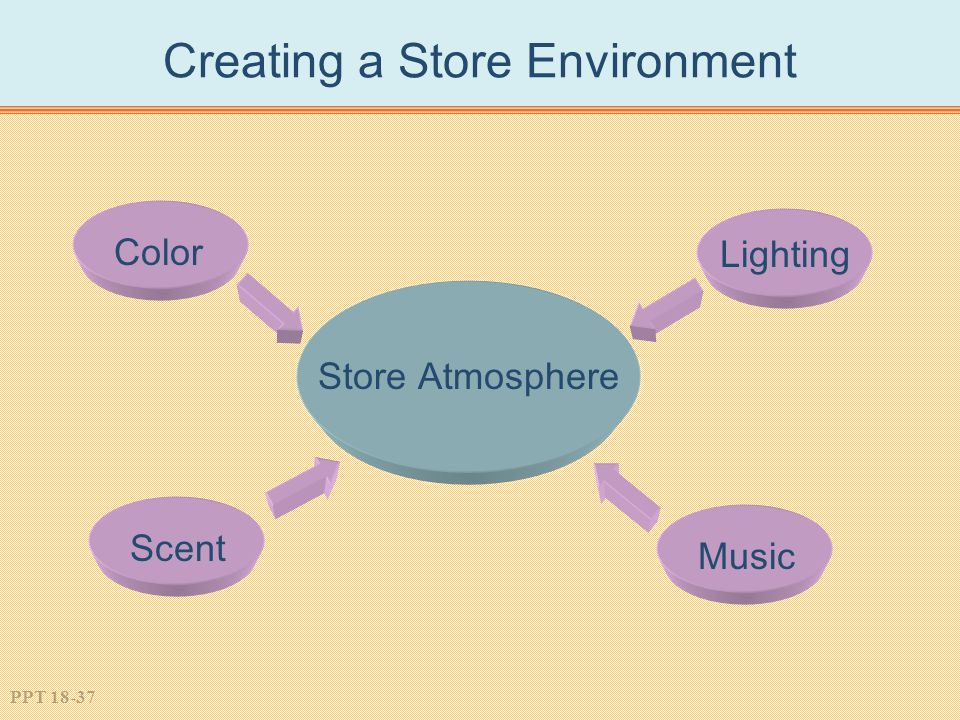 Creating a Store Environment