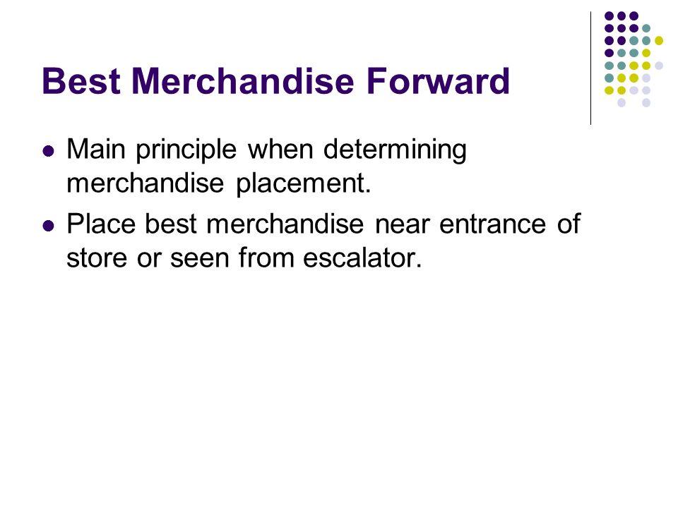 Best Merchandise Forward