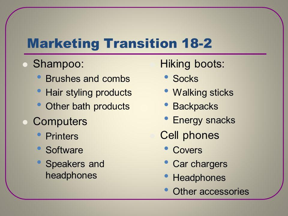 Marketing Transition 18-2