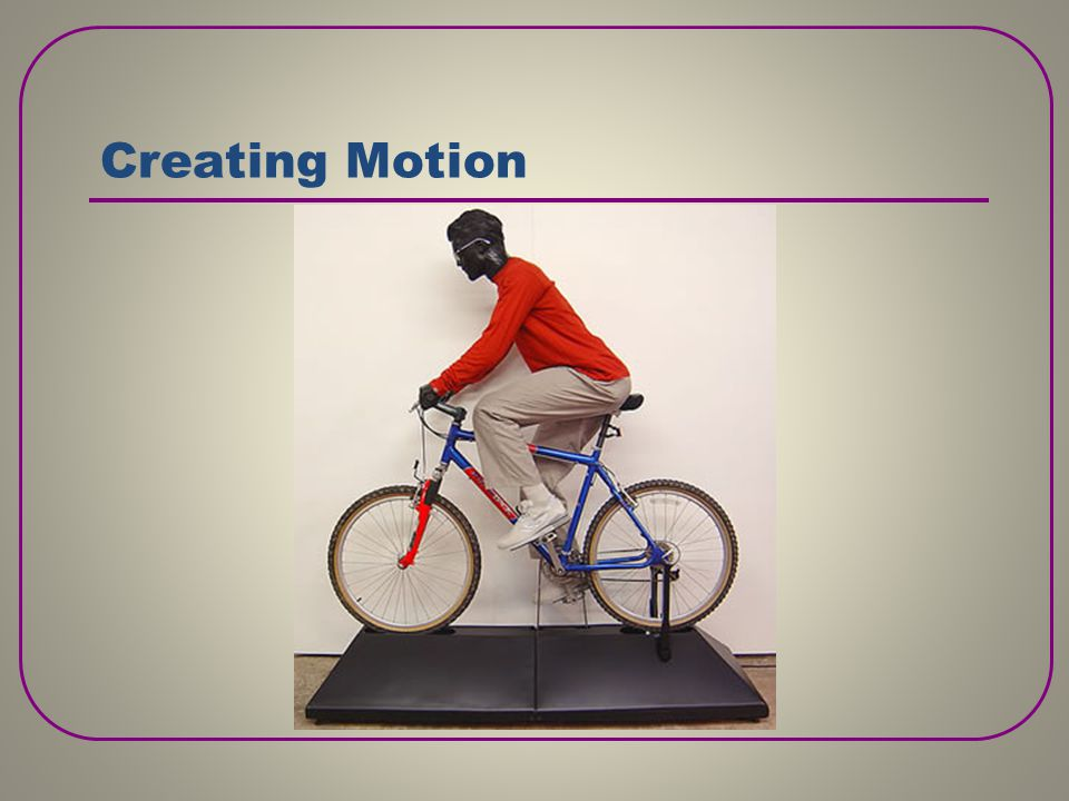 Creating Motion