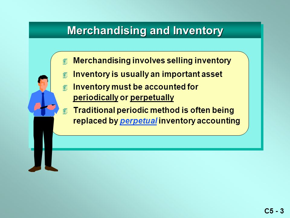Merchandising and Inventory