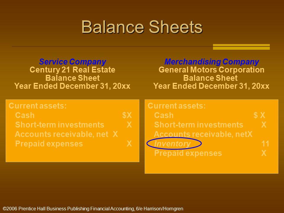 Merchandising Company General Motors Corporation