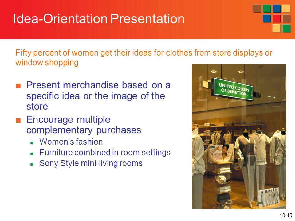 Idea-Orientation Presentation