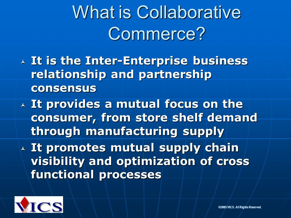 What is Collaborative Commerce