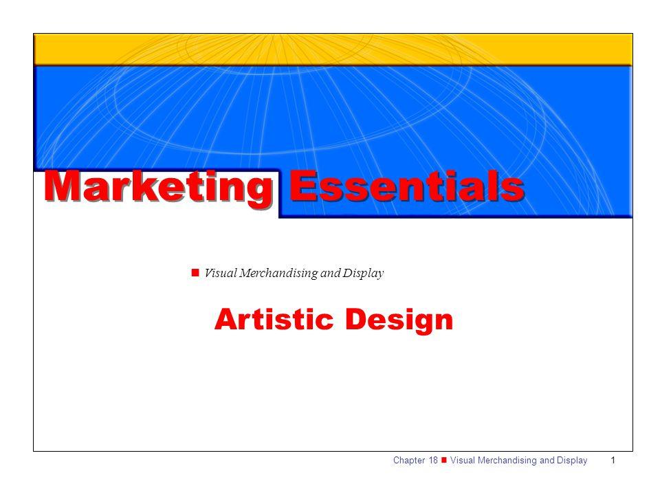 Marketing Essentials Artistic Design