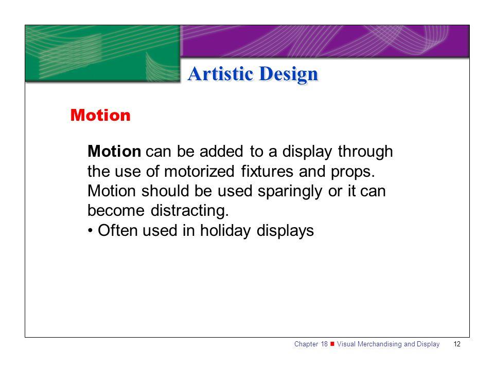 Artistic Design Motion