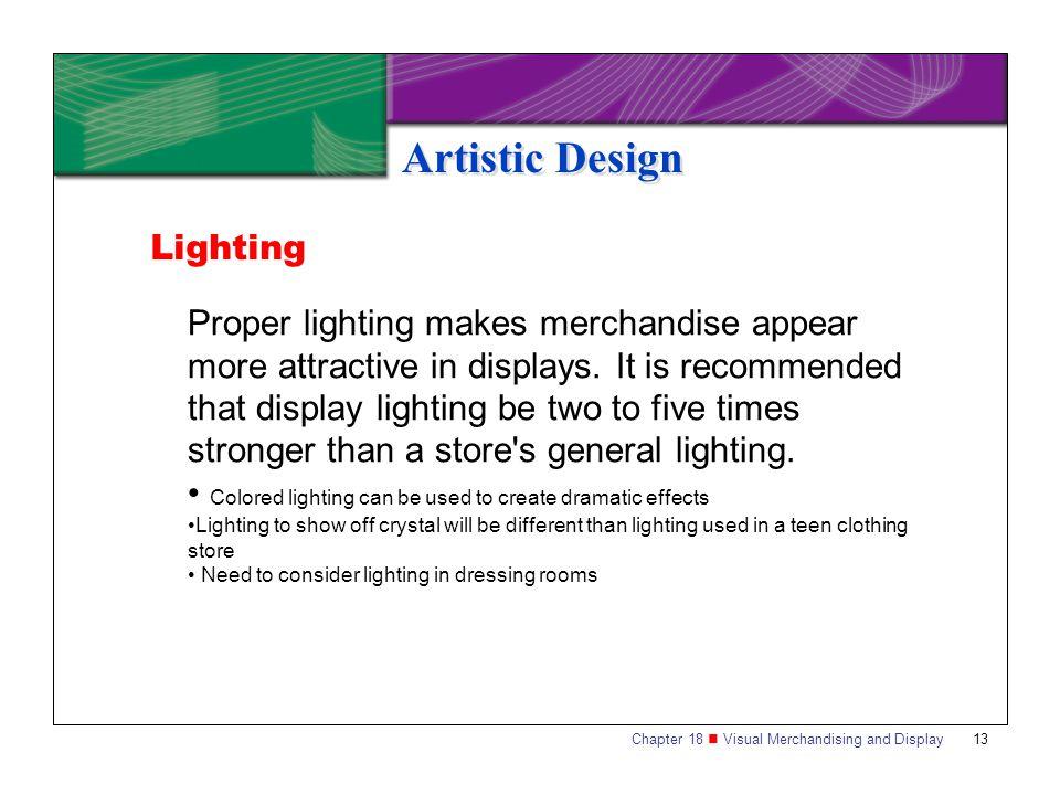 Artistic Design Lighting