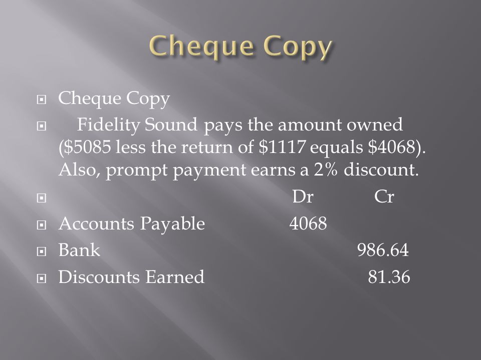 Cheque Copy Cheque Copy