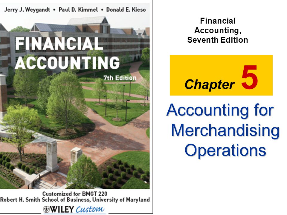 Financial Accounting, Seventh Edition