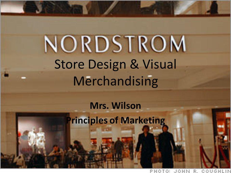 Store Design & Visual Merchandising