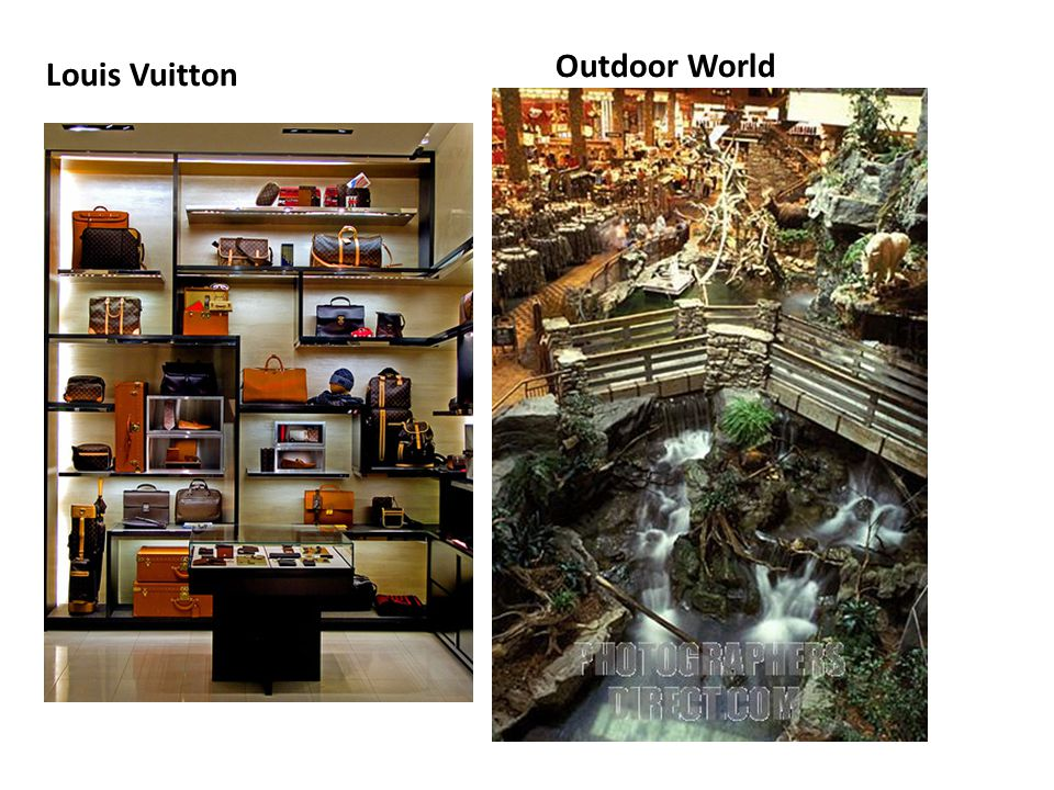 Outdoor World Louis Vuitton