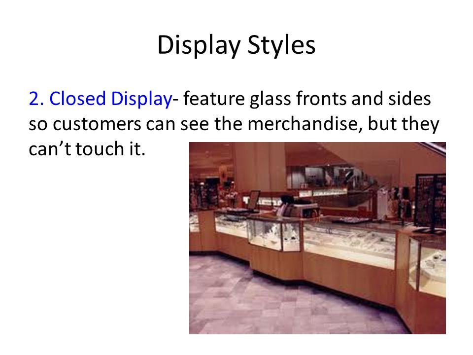 Display Styles 2.