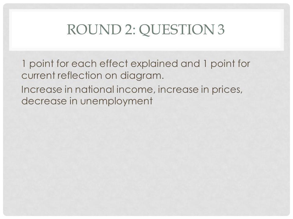Round 2: Question 3
