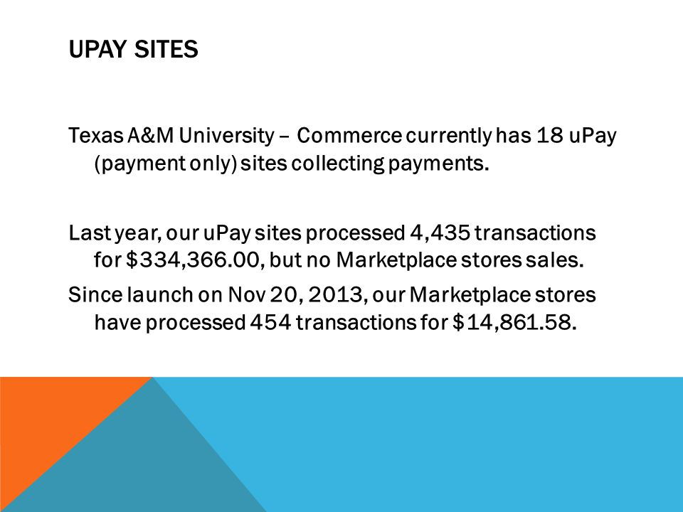 uPay Sites