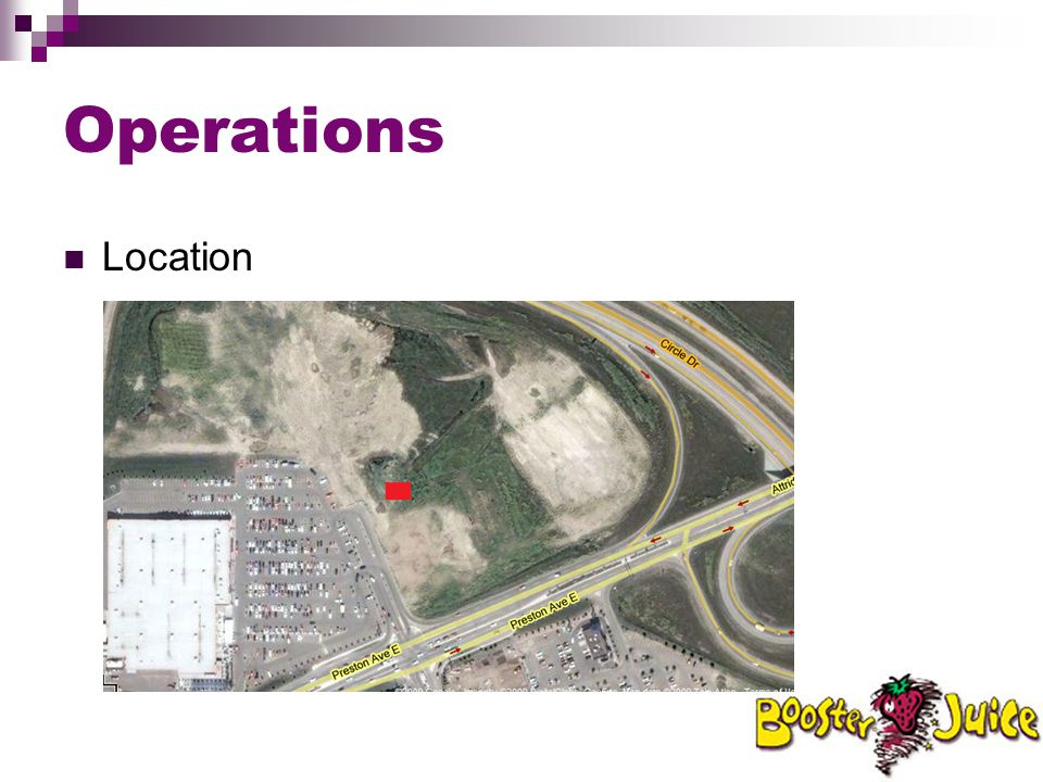 Operations Location
