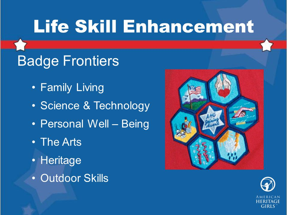 Life Skill Enhancement