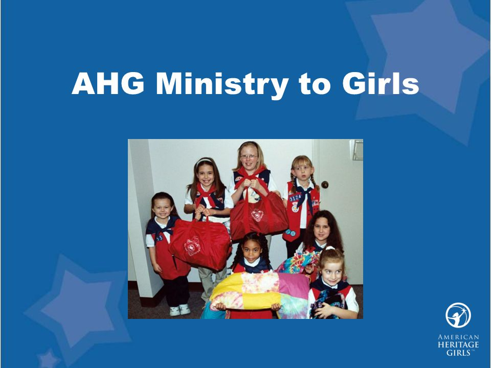 AHG Ministry to Girls