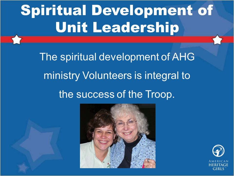 Spiritual Development of Unit Leadership