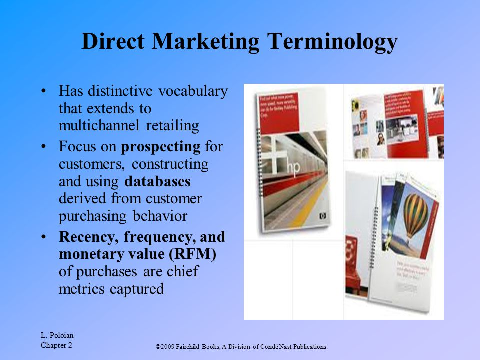 Direct Marketing Terminology
