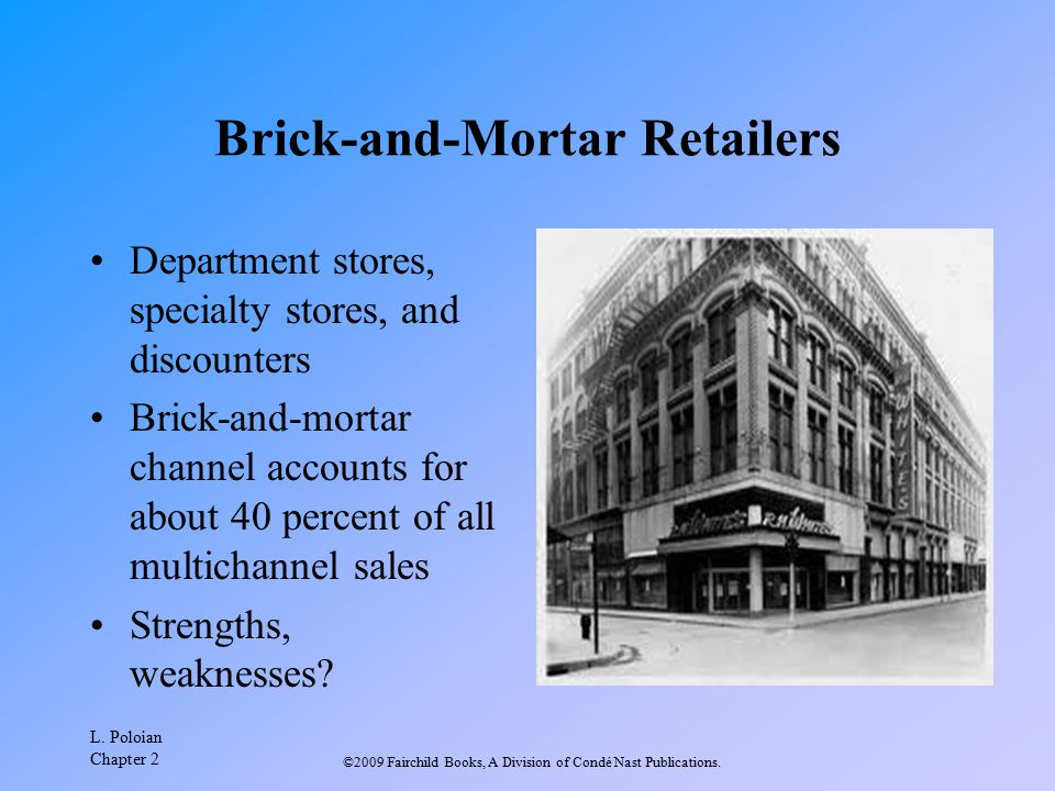 Brick-and-Mortar Retailers