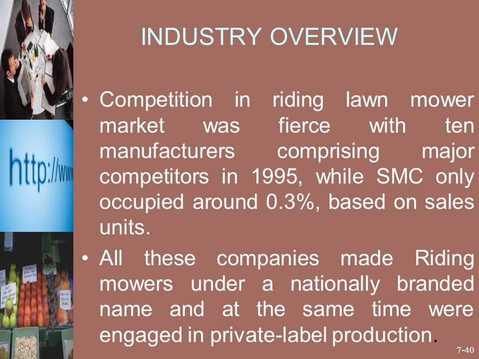 swisher mower case study Show transcribed image text ingboarduakronedu/d2l/he/content/4132587/viewcontent/4033559niewou 4132587 strategic marketing 800 v swisher mower and machine company case guideline questions.