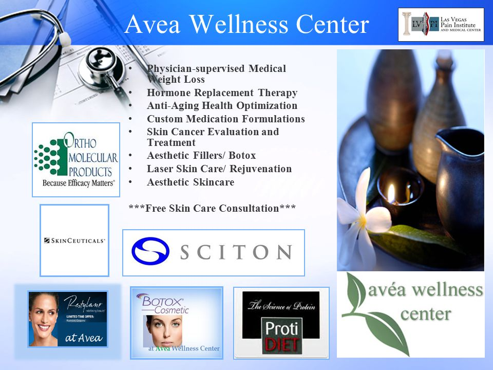 Avea Wellness Center Physician-supervised Medical Weight Loss