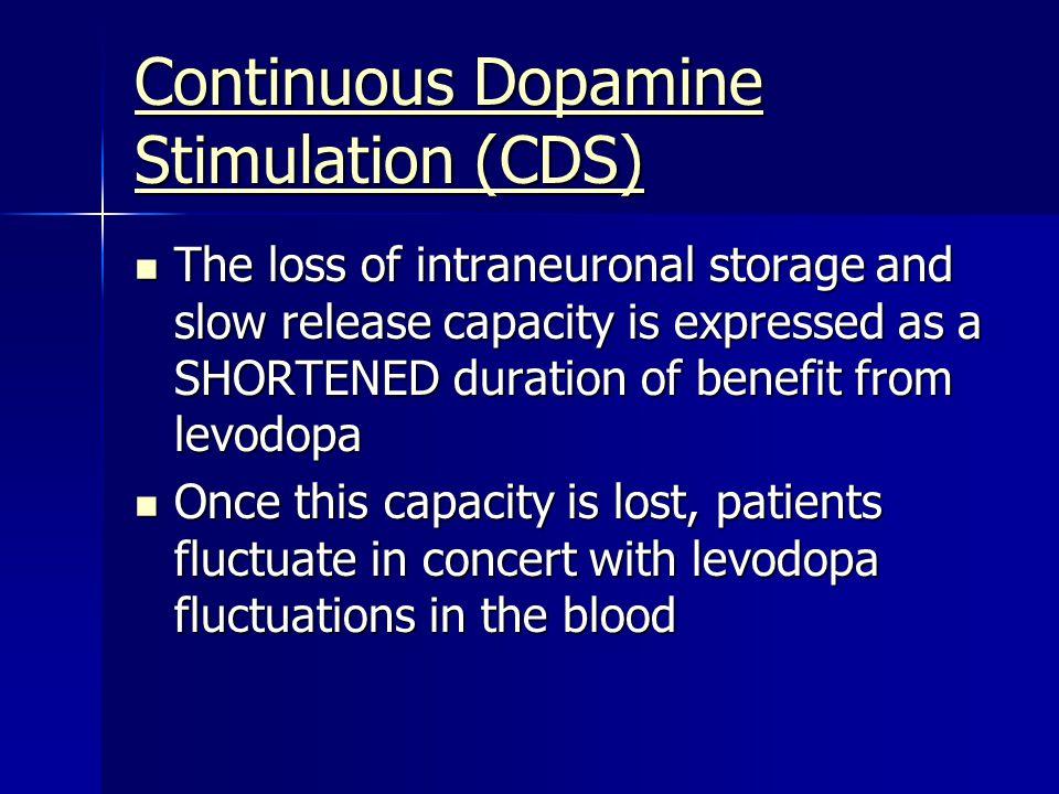 Continuous Dopamine Stimulation (CDS)