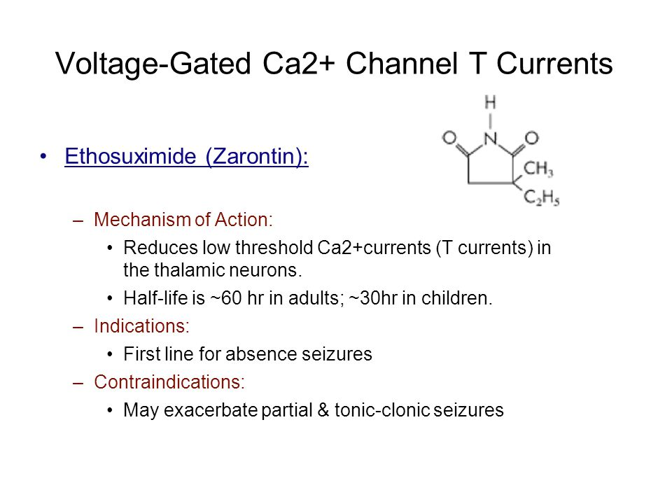 Voltage-Gated Ca2+ Channel T Currents
