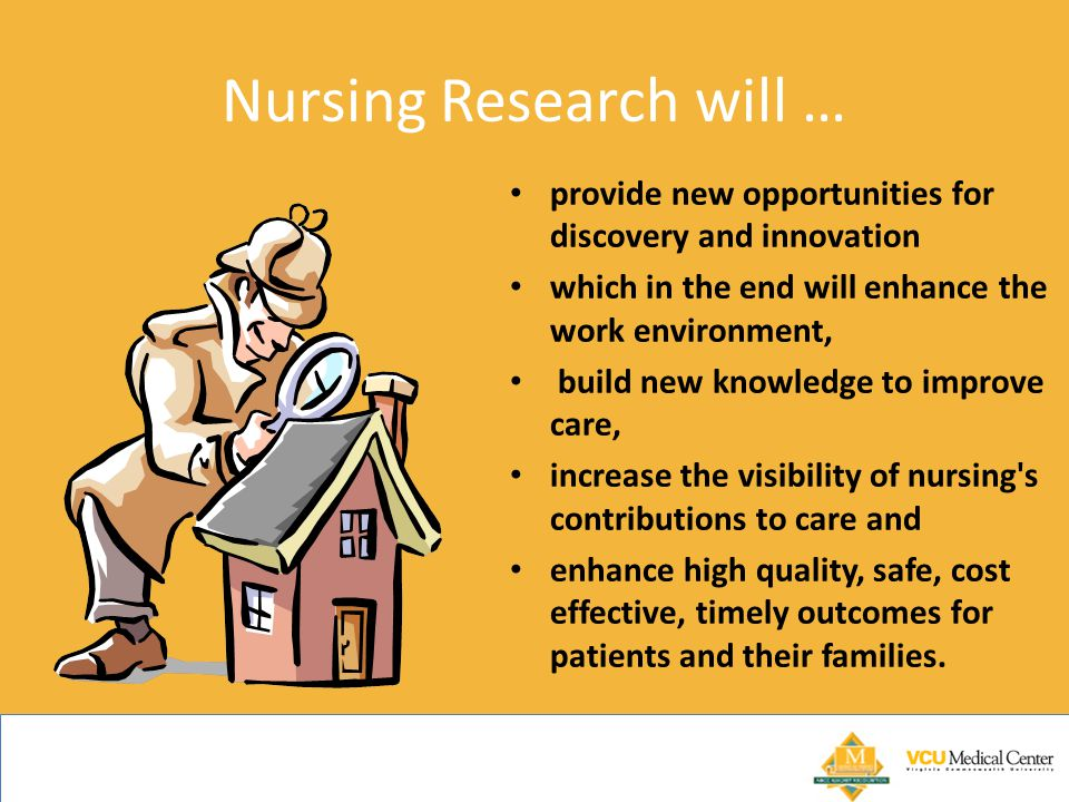 Nursing Research will …