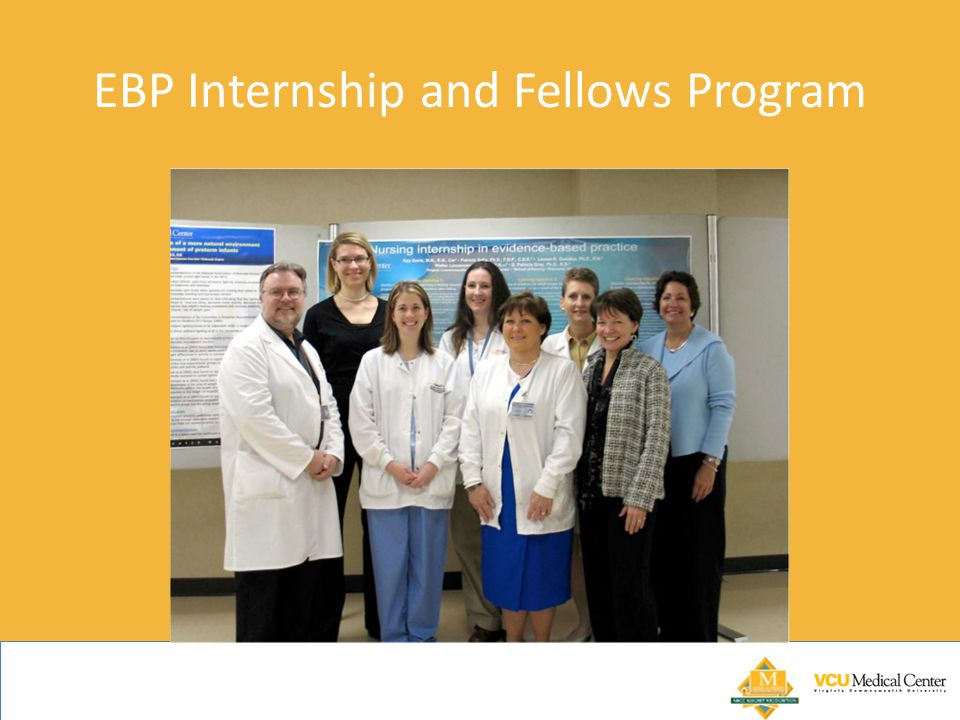 EBP Internship and Fellows Program