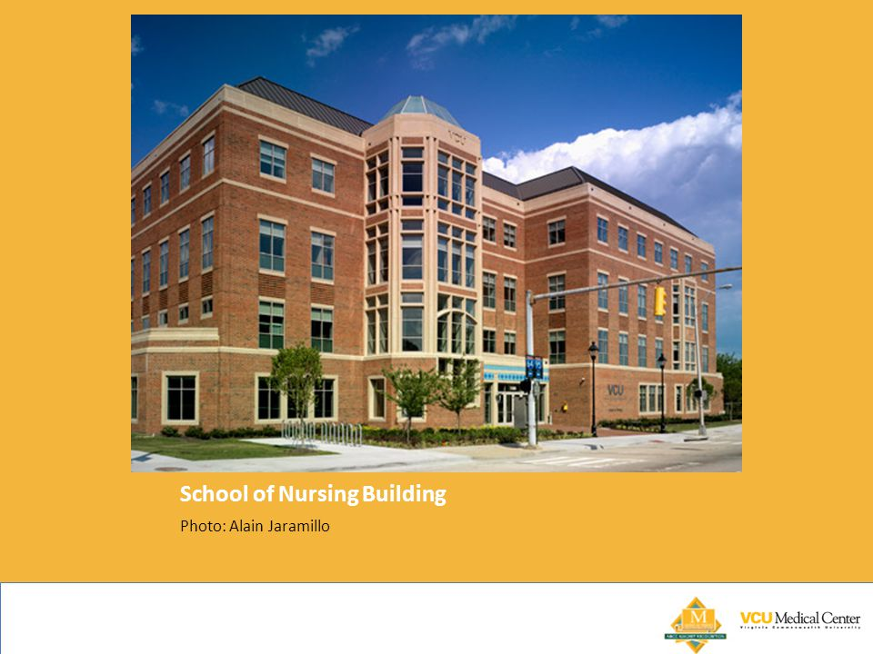 School of Nursing Building