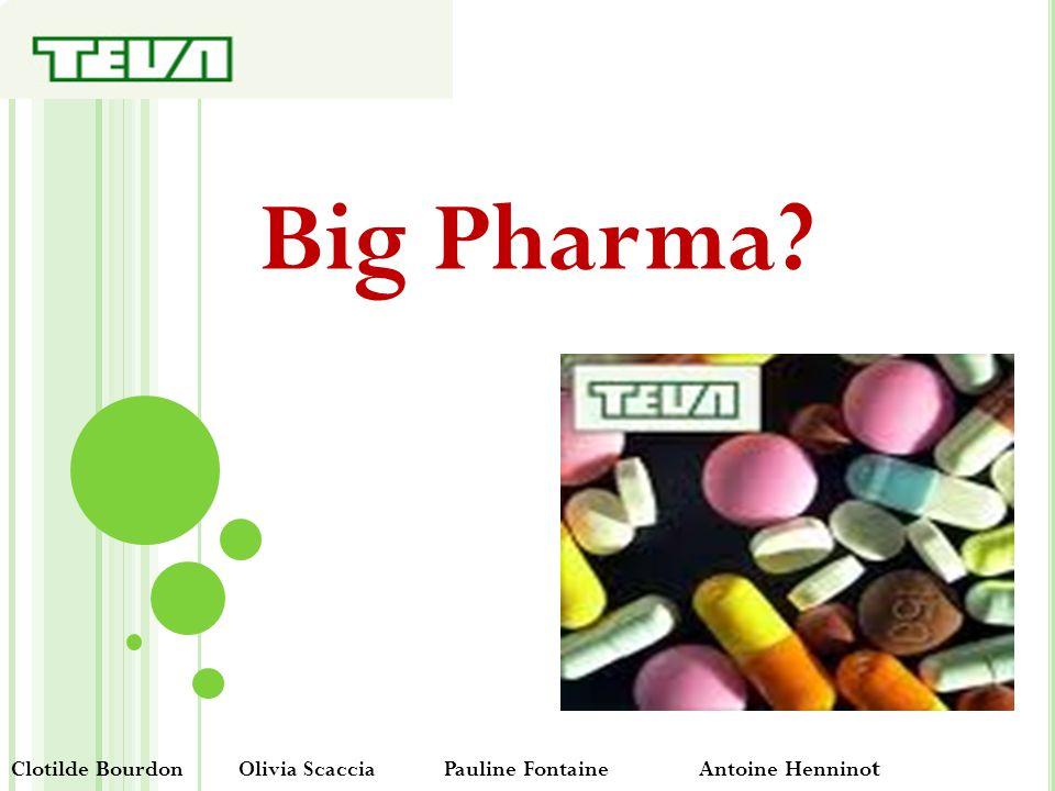 Big Pharma.
