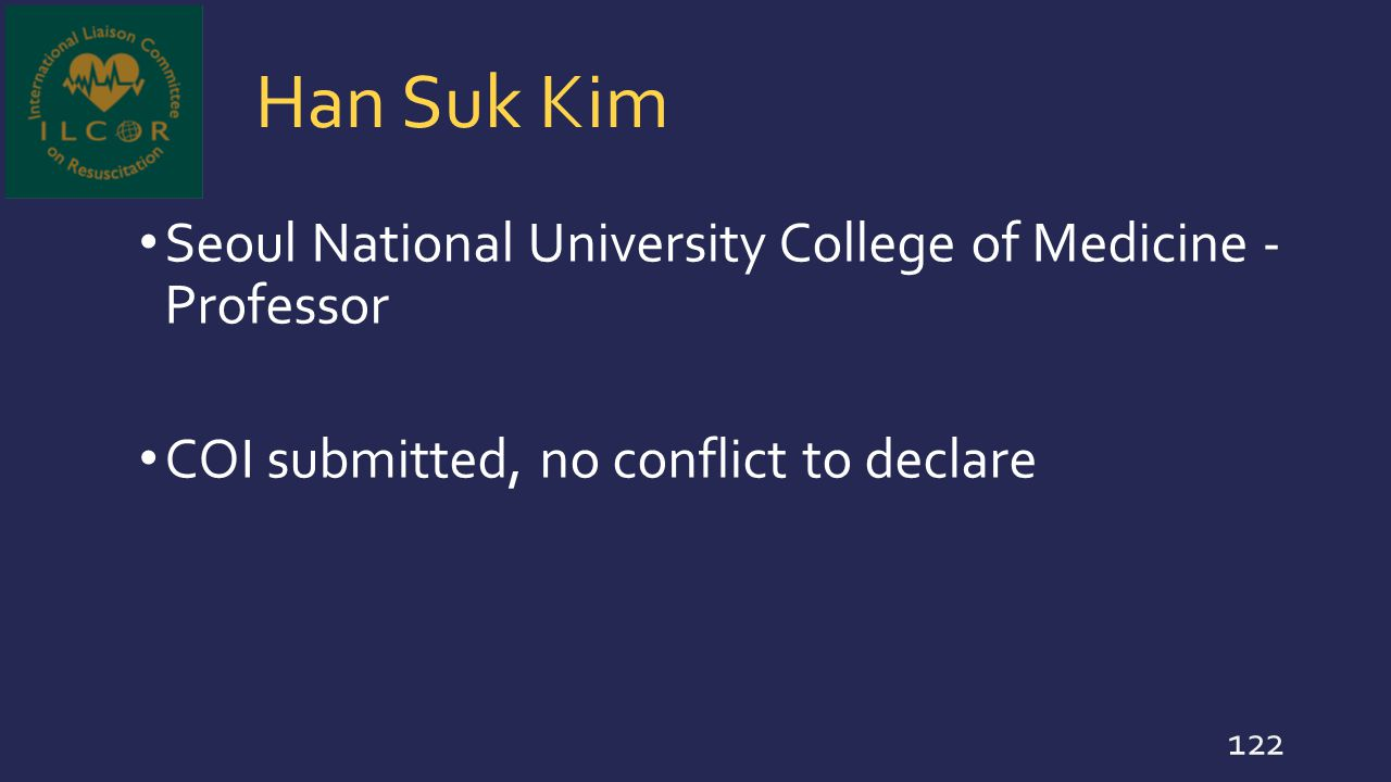 Han Suk Kim Seoul National University College of Medicine - Professor