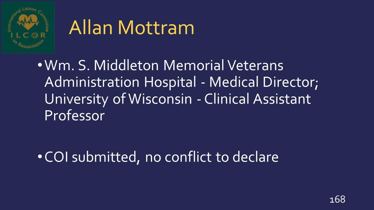Allan Mottram