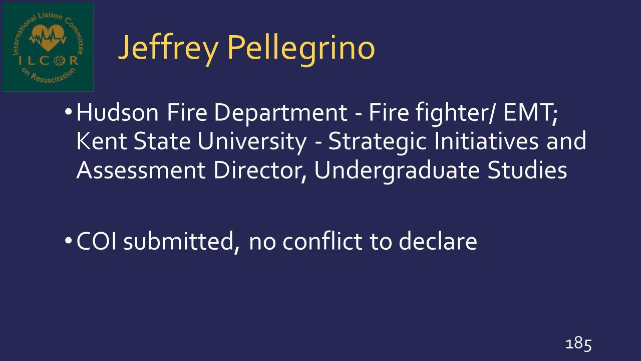 Jeffrey Pellegrino