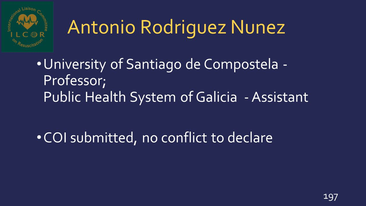 Antonio Rodriguez Nunez