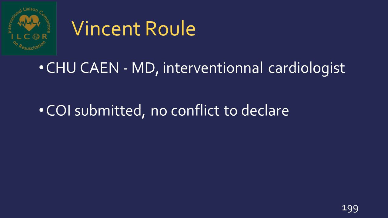 Vincent Roule CHU CAEN - MD, interventionnal cardiologist