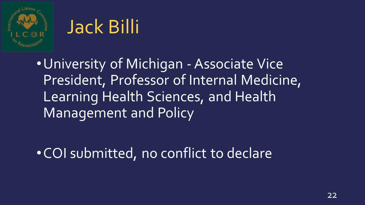 Jack Billi