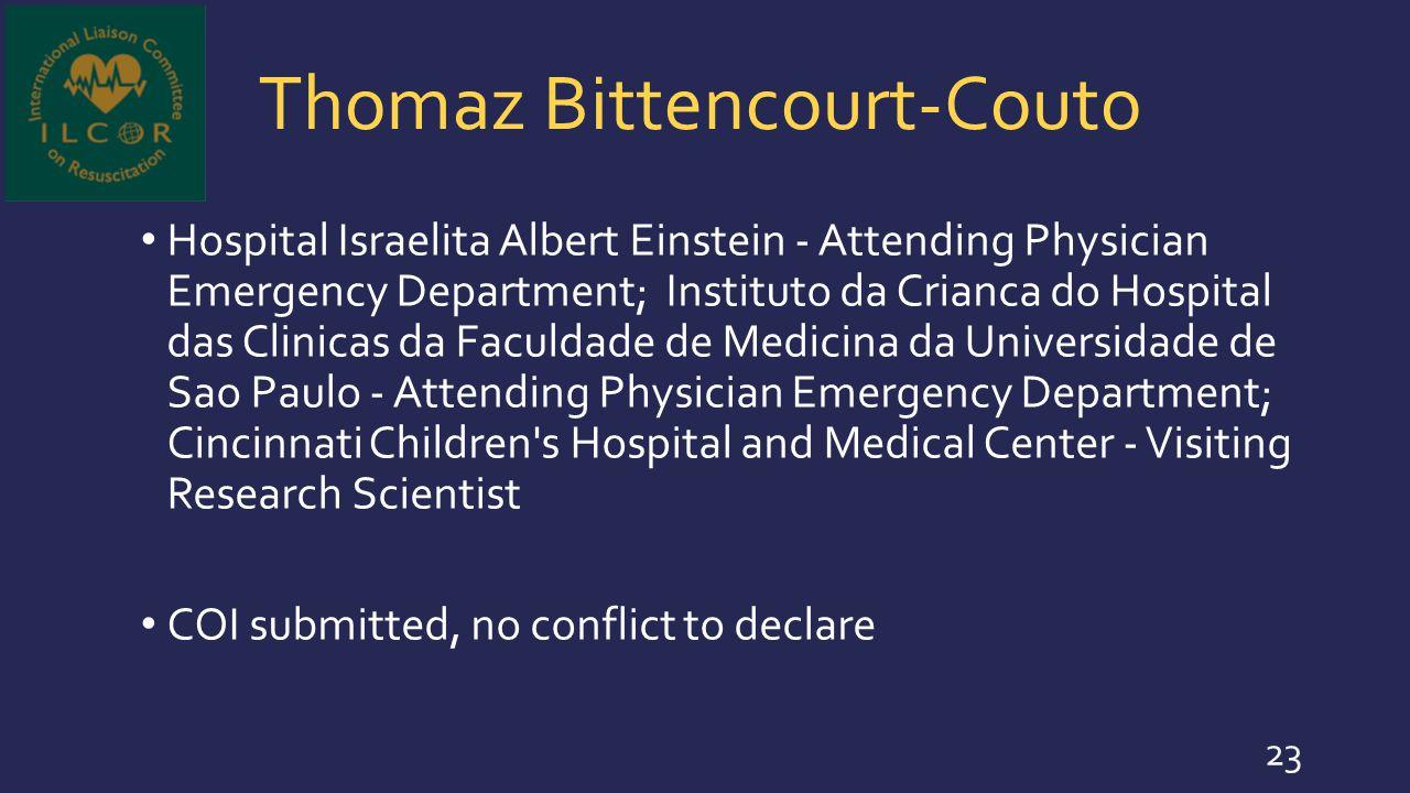 Thomaz Bittencourt-Couto