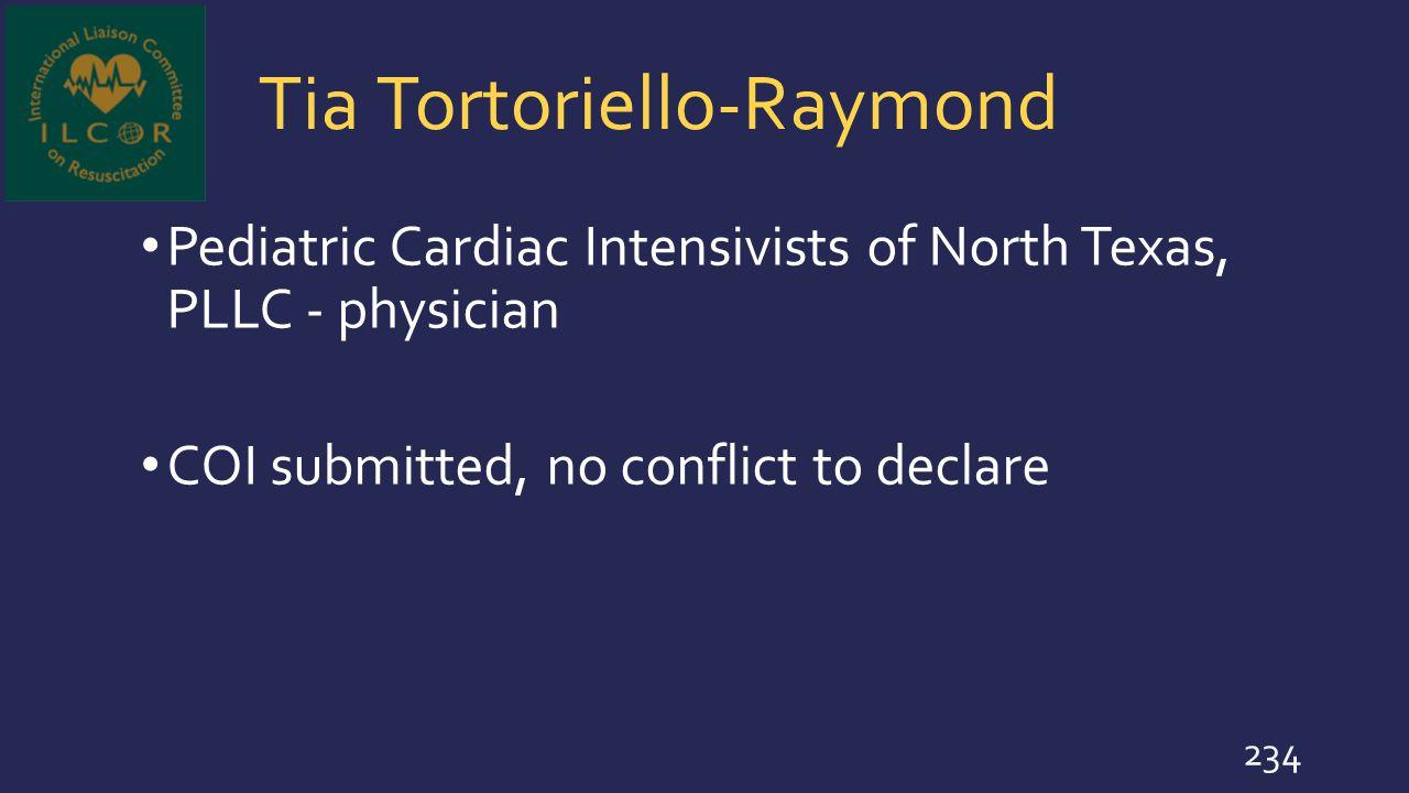 Tia Tortoriello-Raymond