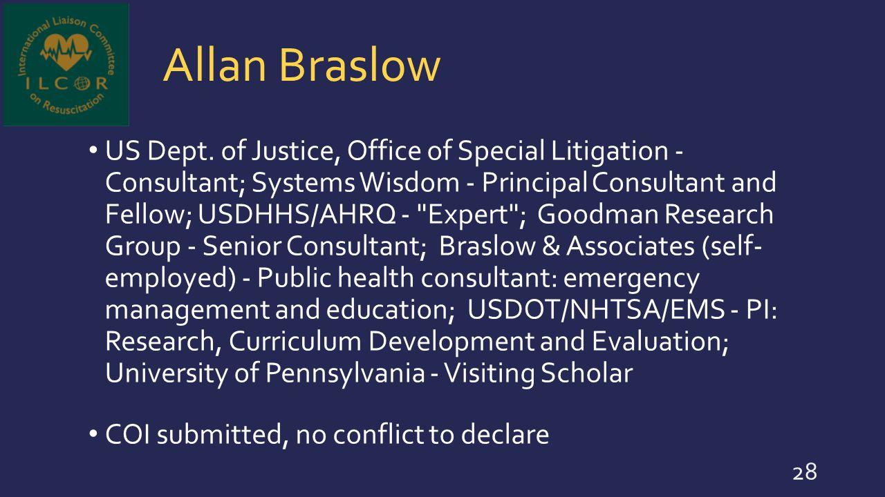 Allan Braslow