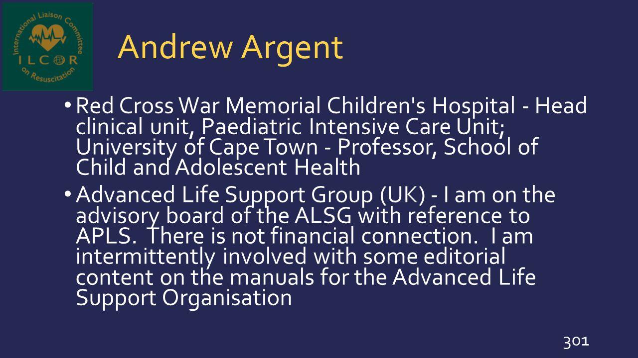 Andrew Argent