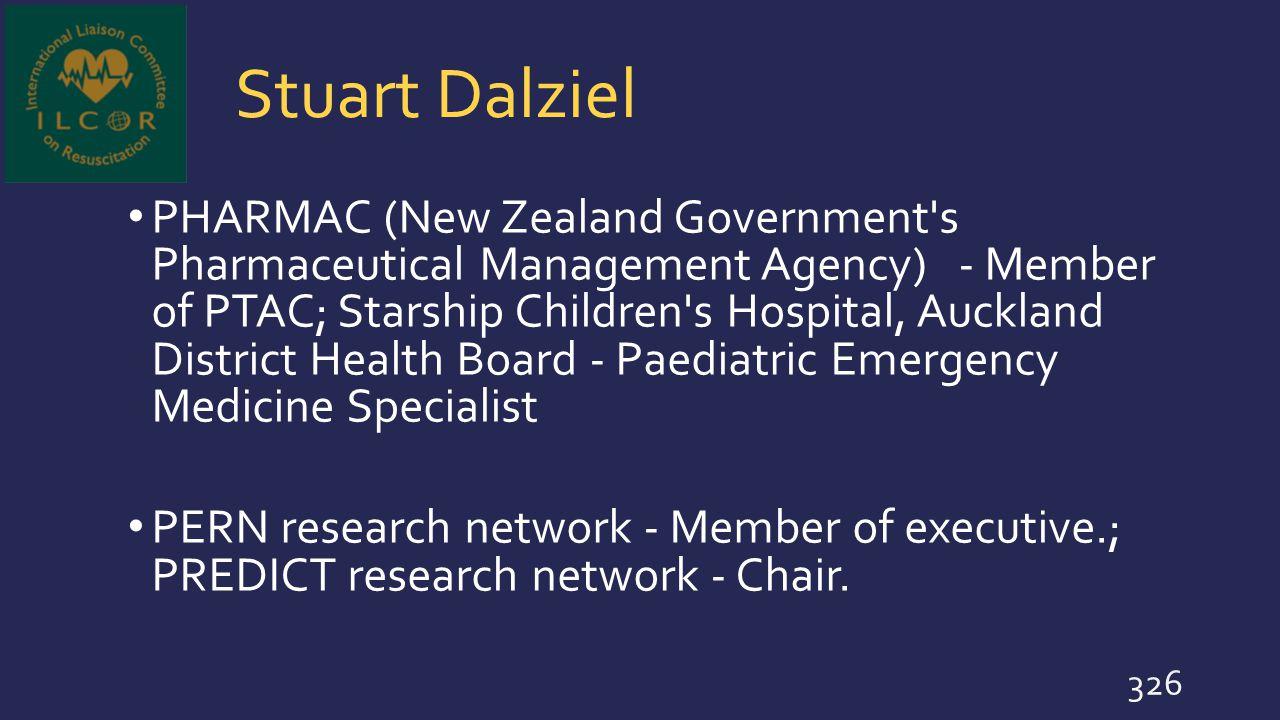 Stuart Dalziel