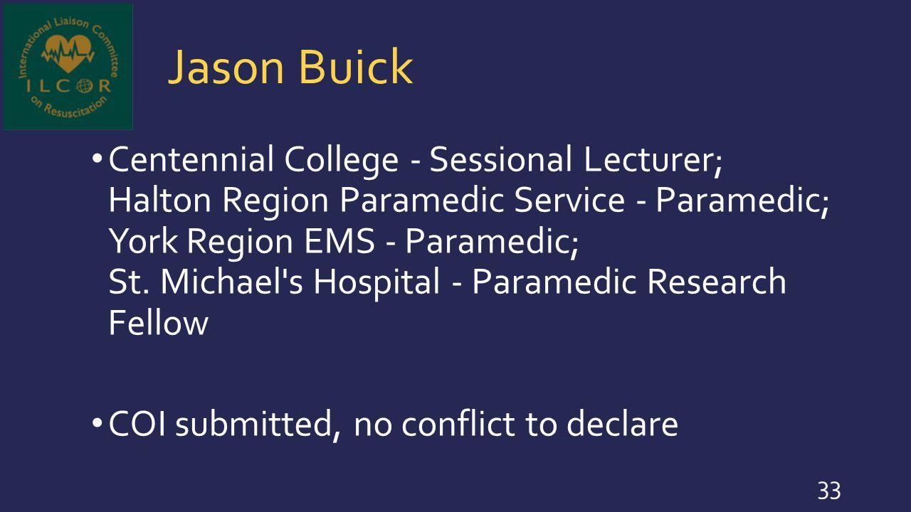 Jason Buick