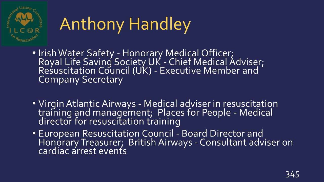 Anthony Handley