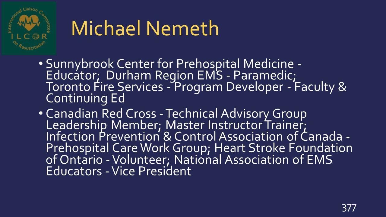 Michael Nemeth
